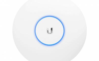 Overal op kantoor uitstekende wifi met Ubiquiti Pro Acces Points